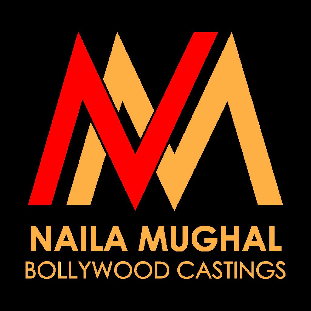 Naila Mughal Bollywood Castings Agency Logo